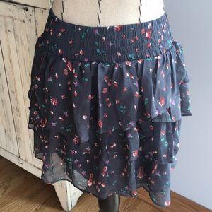 American Eagle Ruffled Skirt